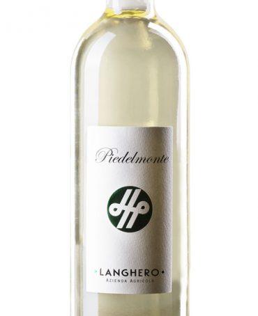Vino bianco Piedelmonte - Langhero (bottiglia)