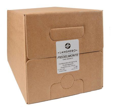 BIB -Piedelmonte - 10 litri - Langhero