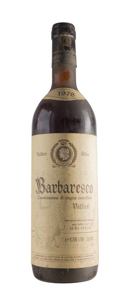 Barbaresco 1978 - Valfieri