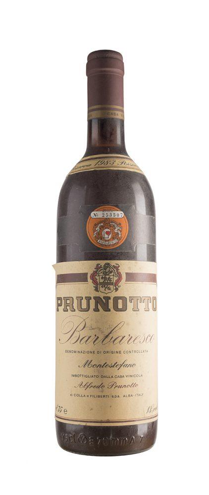 Barbaresco 1983 - Prunotto