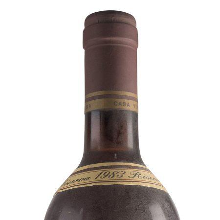 Barbaresco 1983 - Prunotto capsula