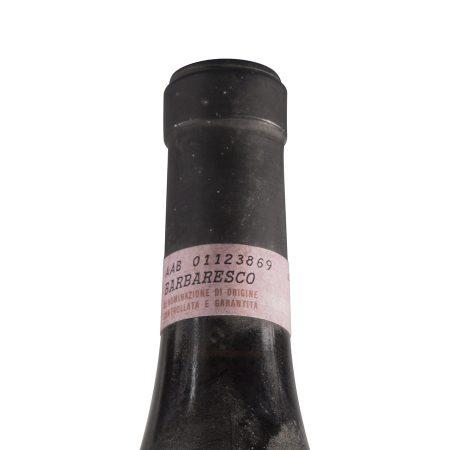 Barbaresco 1992 - Produttori del Barbaresco (capsula)