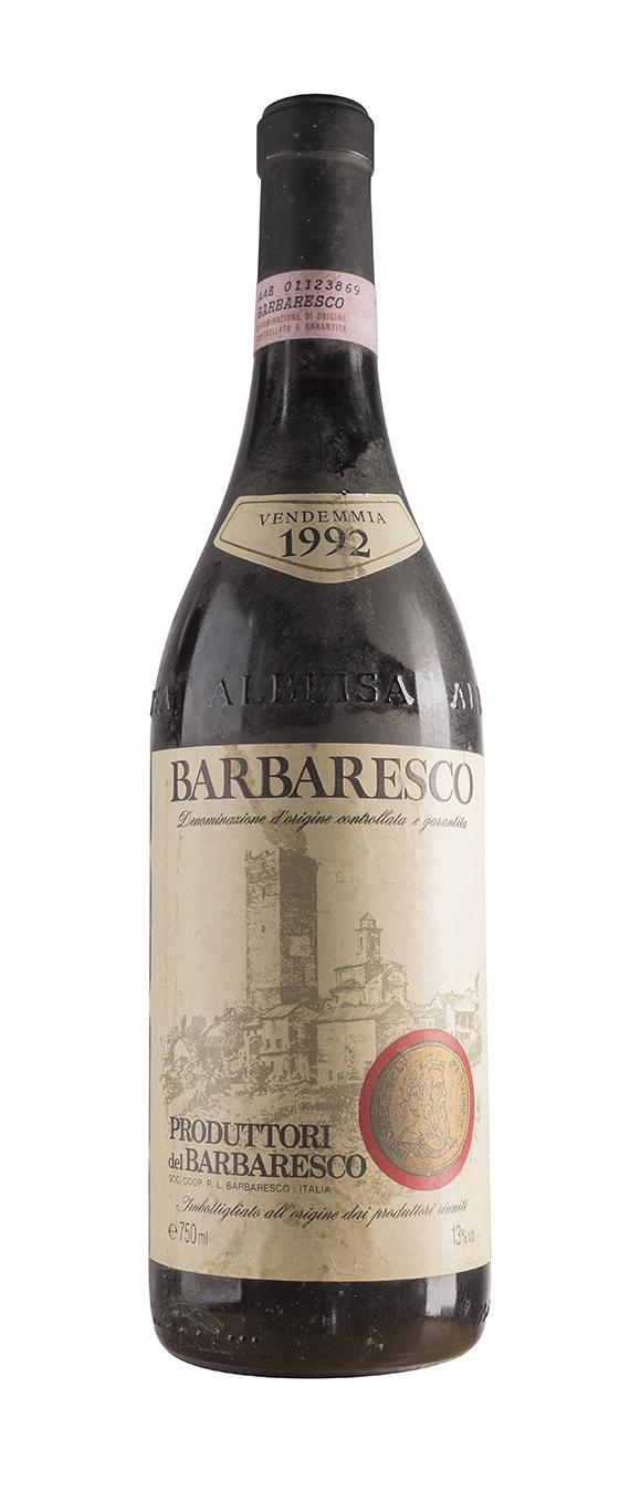 Barbaresco 1992 - Produttori del Barbaresco