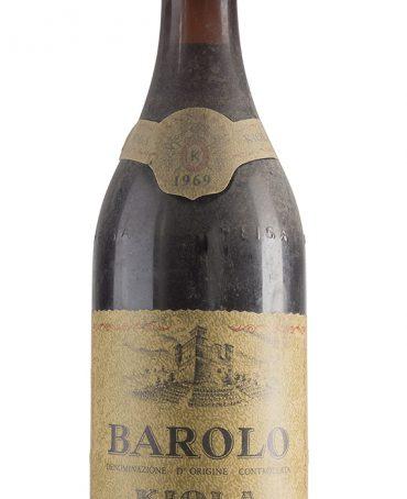 Barolo 1969 - Kiola