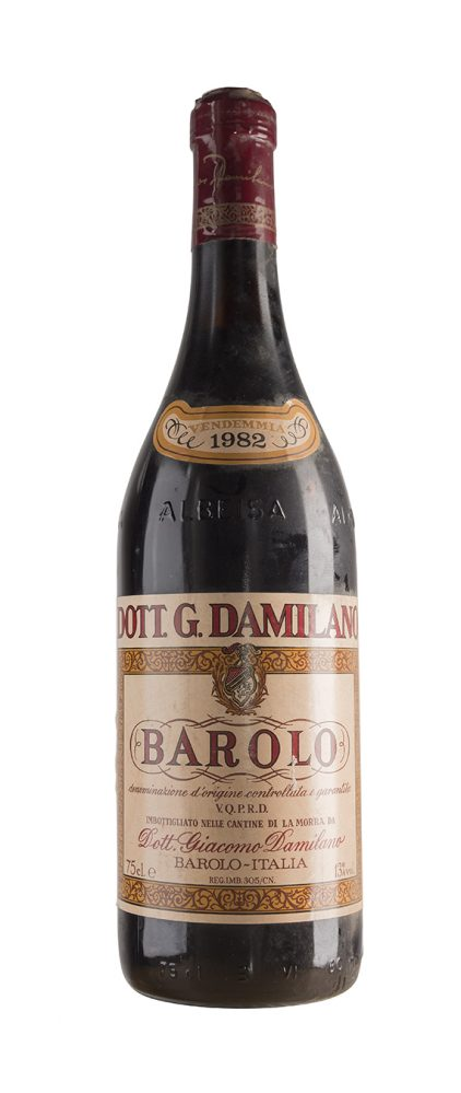 Barolo 1982 - Damilano