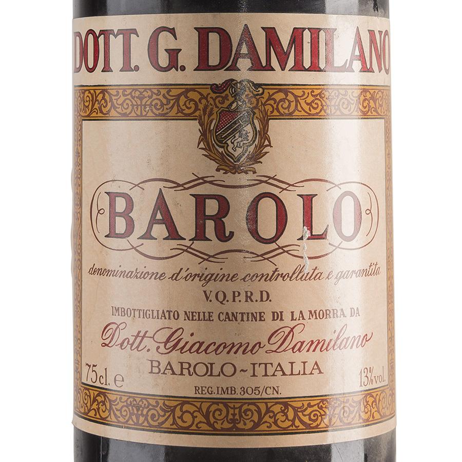 Acquista Barolo 1982 - Damilano a soli 100.00 € > ShopLanghe