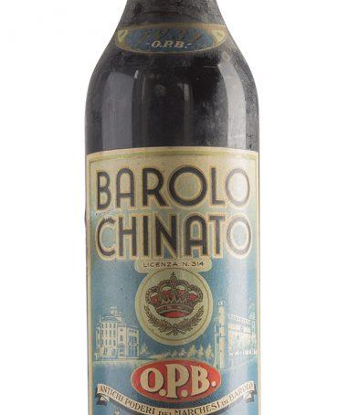Barolo Chinato 1931 - Marchesi di Barolo