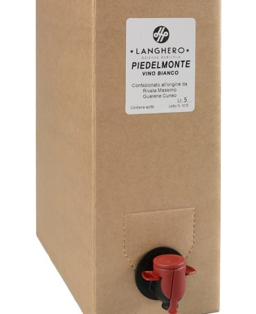 BiB - Piedelmonte - 5 litri - Langhero