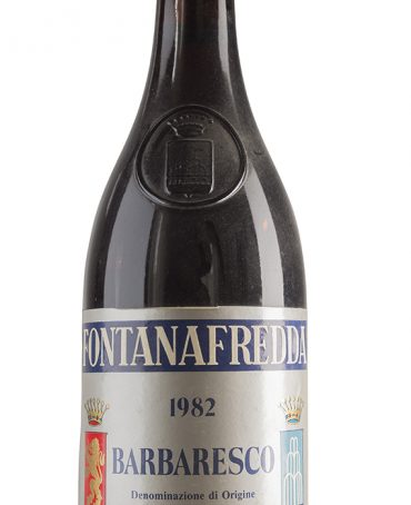 Barbaresco 1982 - Fontanafredda