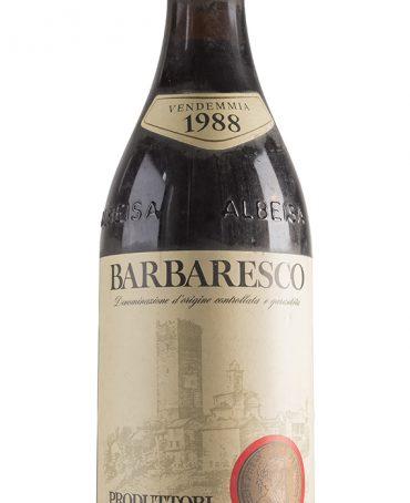 Barbaresco 1988 - Produttori del Barbaresco