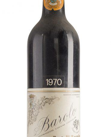 Barolo 1970 - Fratelli Barale