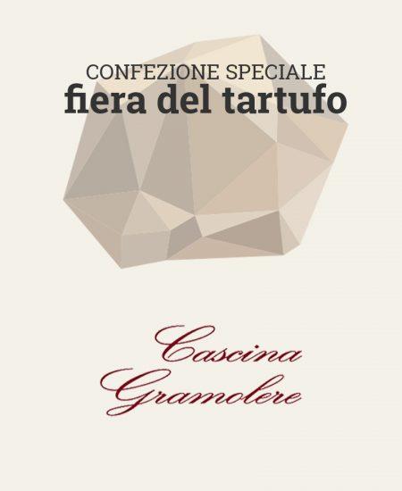 Cascina Gramolere - confezione Fiera Tartufo
