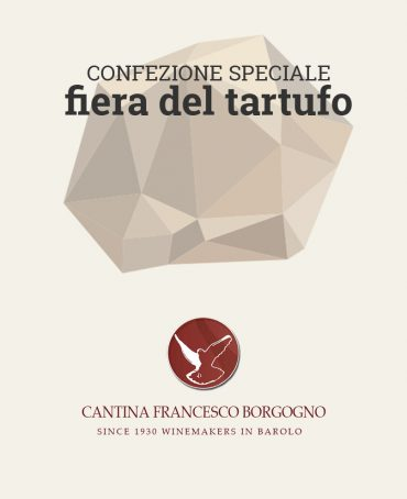 Borgogno - confezione Fiera Tartufo