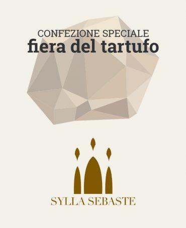 Sylla Sebaste - confezione Fiera Tartufo