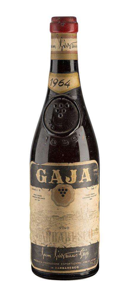 Barbaresco 1964 - Gaja