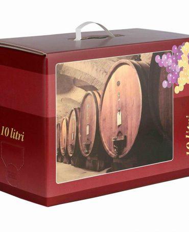 Vino Rosso Bag in Box - Abrigo