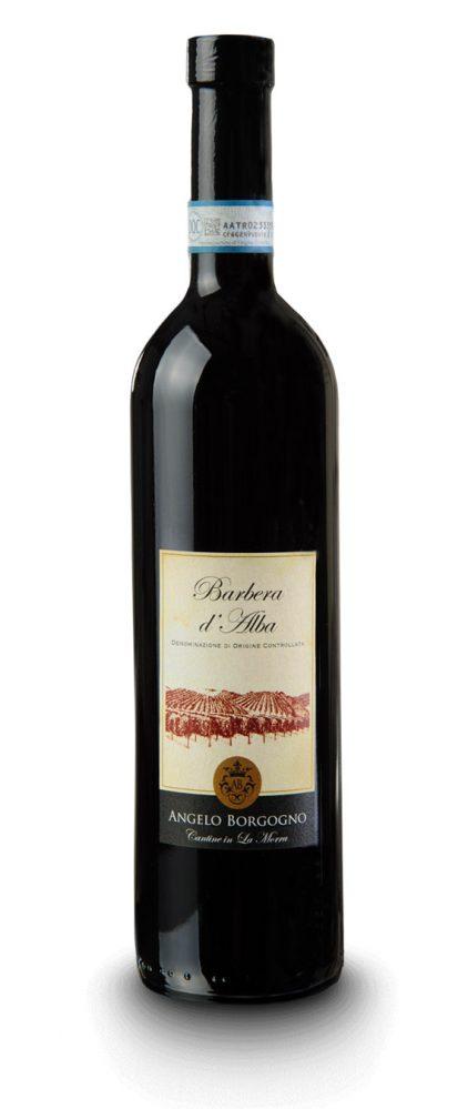 Barbera d'Alba DOC - Langhero (bottiglia)