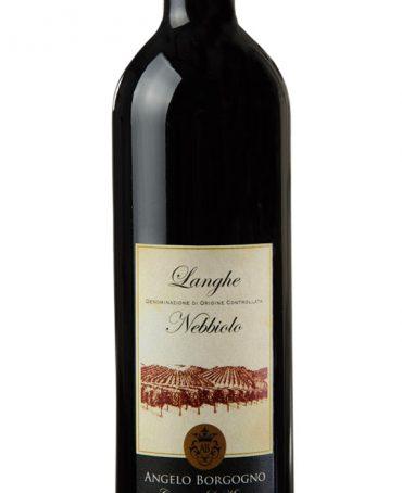 Langhe Nebbiolo DOC - Langhero (bottle)
