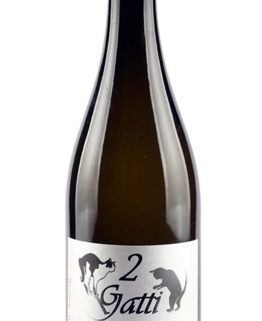 Vino bianco 2 Gatti - Gatti Piero (bottle)