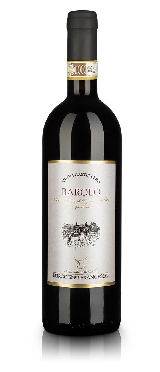 Barolo Castellero DOCG - F. Borgogno (bottle)
