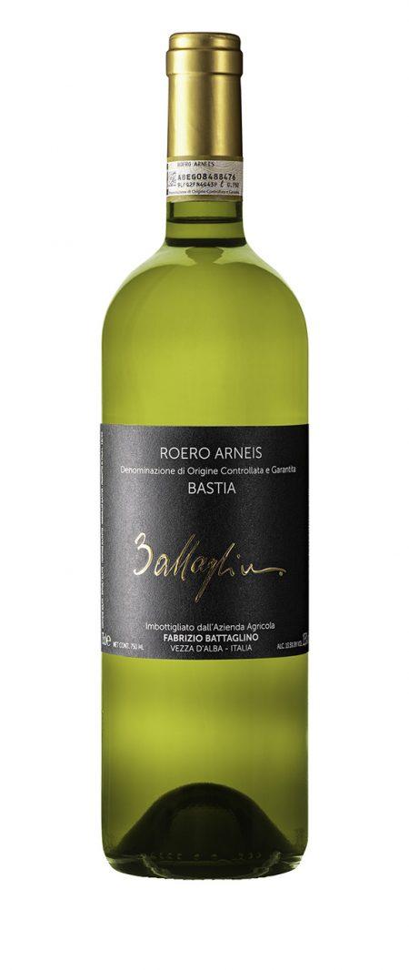 Roero Arneis Bastia DOCG - Battaglino (bottiglia)