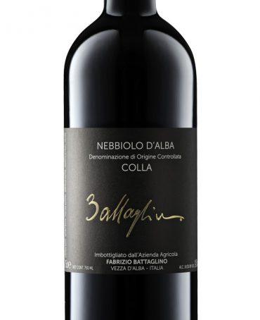 Nebbiolo d'Alba DOC Colla - Battaglino (bottiglia)