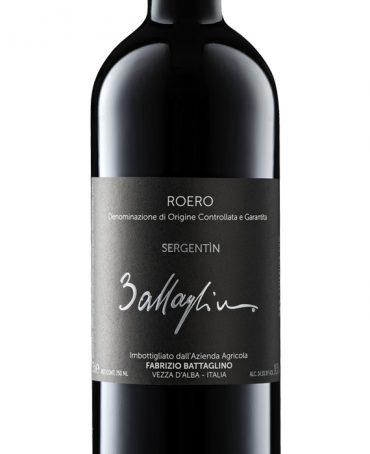 Roero DOCG Sergentin 2015 - Battaglino (bottiglia)