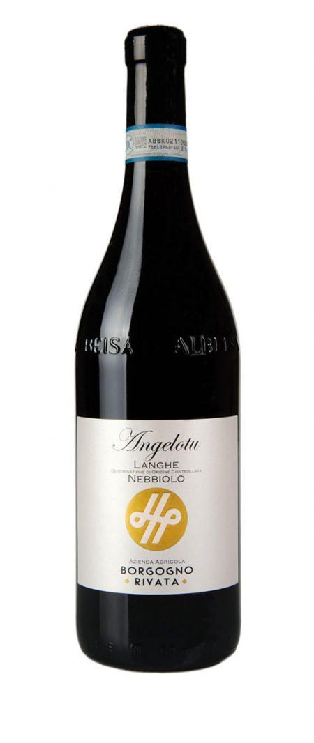 Langhe Nebbiolo DOC Angelotu - Borgogno Rivata (bottiglia)