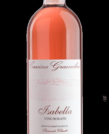 Vino rosato Isabella - Gramolere (bottiglia)