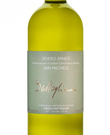 Roero Arneis DOCG San Michele - Battaglino (bottiglia)
