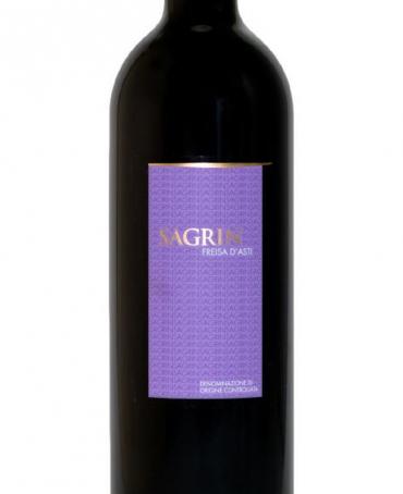 Freisa d'Asti DOC Sagrin - Cascina Valeggia (bottiglia)