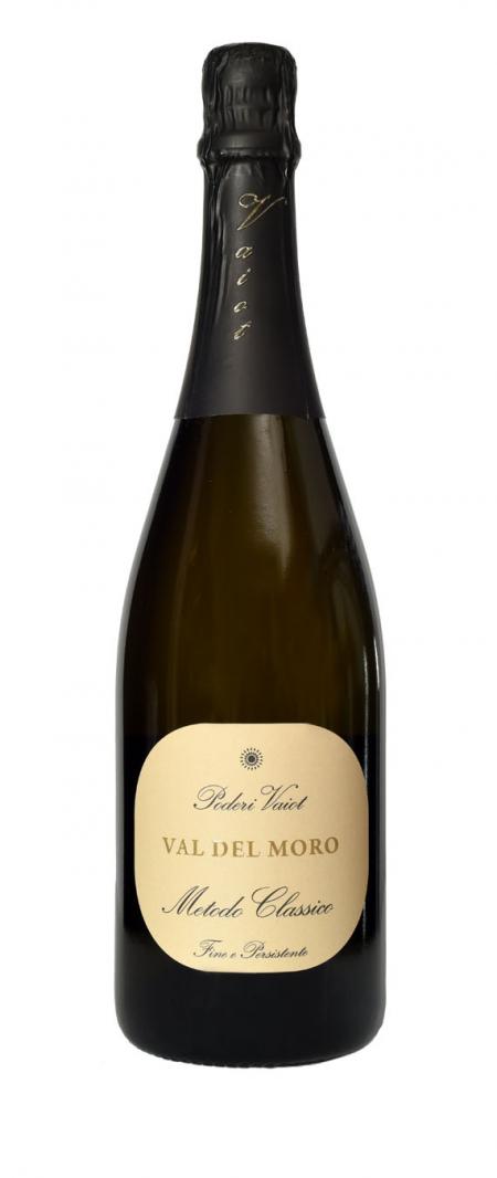 Val del Moro Metodo Classico VSQ - Poderi Vaiot (bottle)